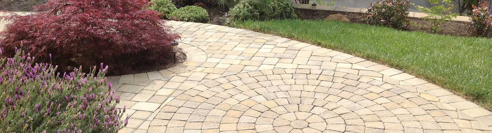 patio paver design and installation