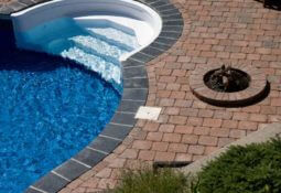 patio paver pool deck paver driveway designs bay area