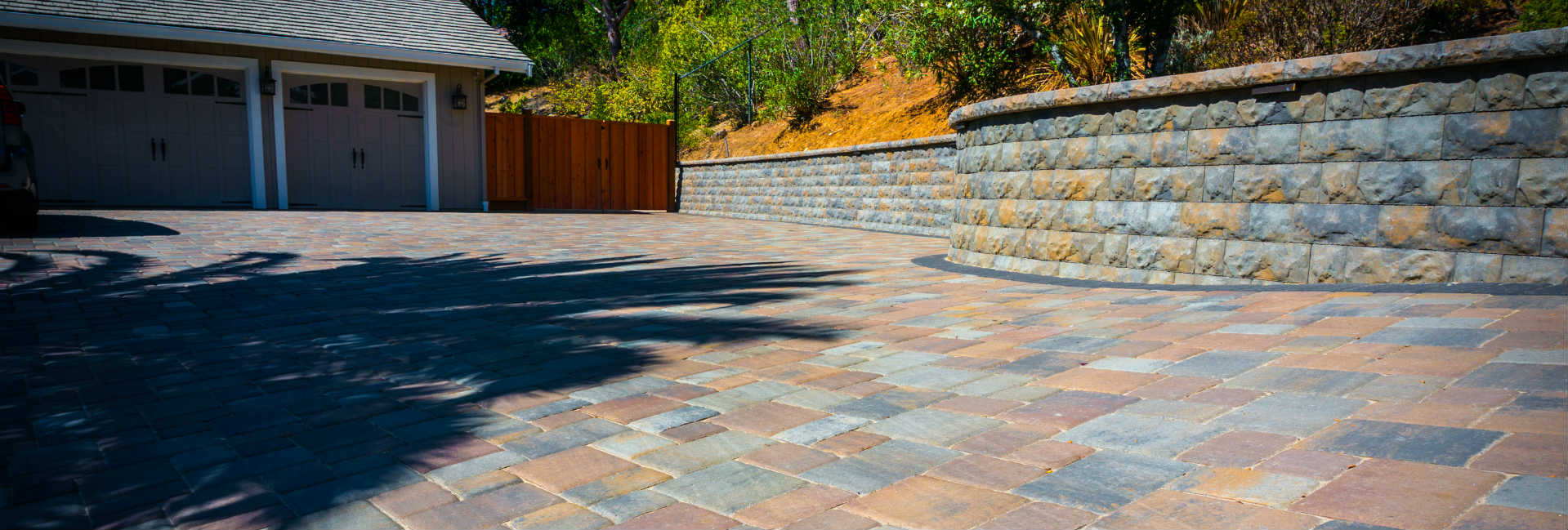 bay area paver driveways